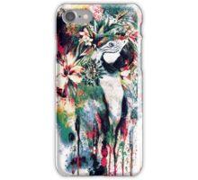 Interpretation of a dream - Parrot iPhone Case/Skin