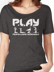 P+L+AY Poses Women's Relaxed Fit T-Shirt