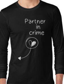 Life is strange Partner in crime Long Sleeve T-Shirt