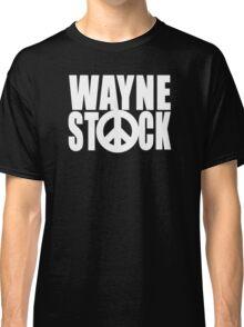 Wayne Stock - Wayne's World Classic T-Shirt
