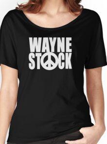 Wayne Stock - Wayne's World Women's Relaxed Fit T-Shirt