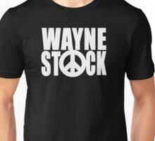 Wayne Stock - Wayne's World Unisex T-Shirt