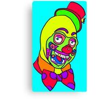 Circusworld Canvas Print