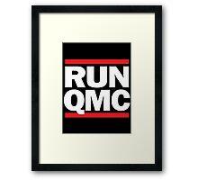 RUN QMC - Nottingham Framed Print