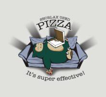 Super Effective by Tom  Ledin