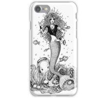 Rocking Mermaid iPhone Case/Skin