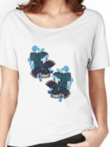 Kyogre (v2) Women's Relaxed Fit T-Shirt
