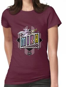 R-Mika Womens Fitted T-Shirt