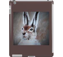 March Hare  iPad Case/Skin