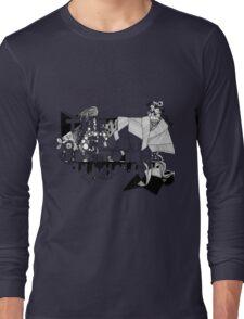 TFB Doodle Long Sleeve T-Shirt