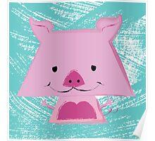 Mimalitos - Pig Poster