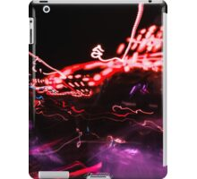 NYC Street Life Lights iPad Case/Skin