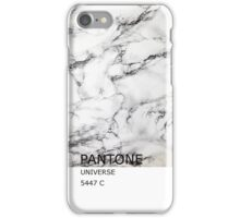 PANTONE Marble iPhone Case/Skin