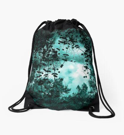 KateliosPines2 Drawstring Bag