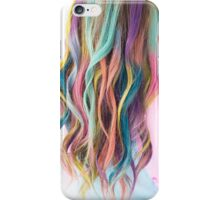 EVERY GIRLS' DREAM HAIRSTYLE iPhone Case/Skin