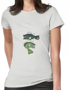 Basculins  Womens Fitted T-Shirt