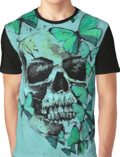 Butterfly Bones Graphic T-Shirt