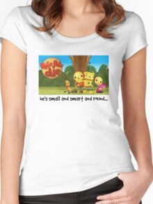 Rolie Polie Olie Women's Fitted Scoop T-Shirt