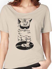 DJ Scratch Women's Relaxed Fit T-Shirt