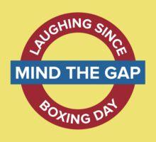Mind The Gap Kids Tee