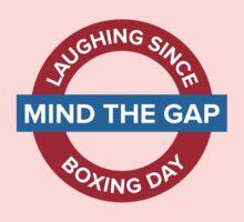 Mind The Gap Baby Tee