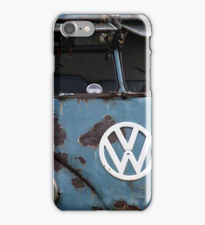 Rat look VW Camper van iPhone Case/Skin
