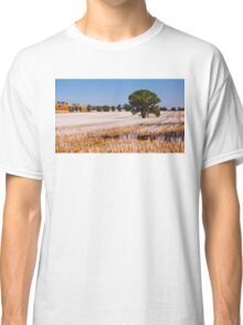 Tree in Field  Classic T-Shirt