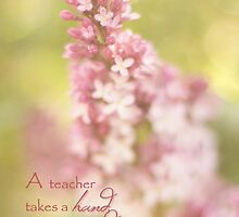 Teacher Thank You 3 by Tracy Friesen