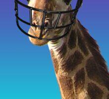 Funny Giraffe Sticker