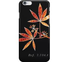 Botany 1 iPhone Case/Skin