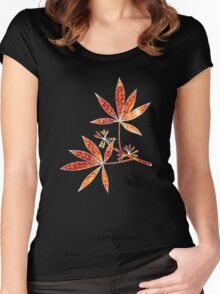 Botany 1 Women's Fitted Scoop T-Shirt