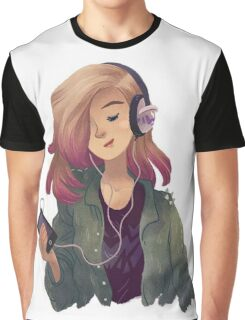 EMO- GENRE GIRL Graphic T-Shirt