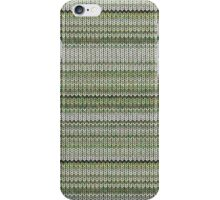 Cactus Garden Knit 3 iPhone Case/Skin