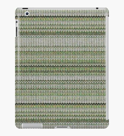 Cactus Garden Knit 3 iPad Case/Skin