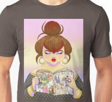 Girls read comics too! Fables Unisex T-Shirt