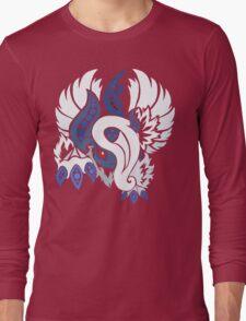 Mega Absol - Yin and Yang Evolved! Long Sleeve T-Shirt