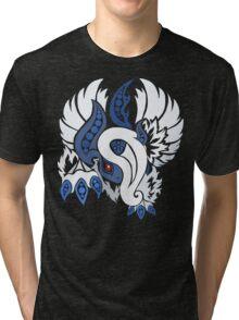 Mega Absol - Yin and Yang Evolved! Tri-blend T-Shirt