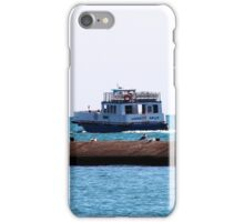Water Taxi iPhone Case/Skin