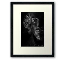 Will Framed Print