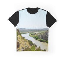 Big Bend Landscape 5 Graphic T-Shirt