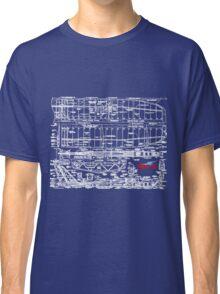Spirit 2M Blueprint Classic T-Shirt