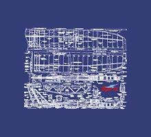 Spirit 2M Blueprint Unisex T-Shirt