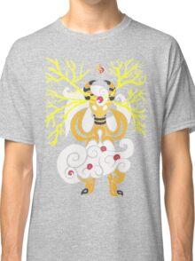 Tribalish Mega Ampharos - Eye of the Storm Classic T-Shirt