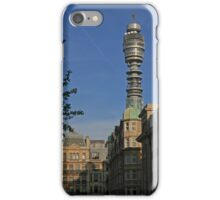 The BT Tower iPhone Case/Skin