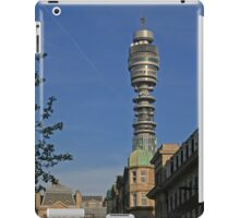 The BT Tower iPad Case/Skin