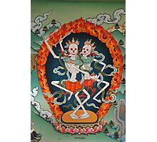 Buddhist deities of death Photographic Print