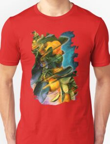 Small fruit tree in outer space Unisex T-Shirt
