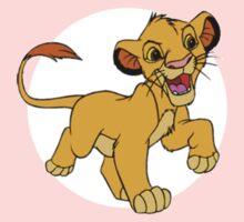 Simba Kids Tee