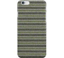 Cactus Garden Knit 1 iPhone Case/Skin