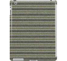 Cactus Garden Knit 1 iPad Case/Skin